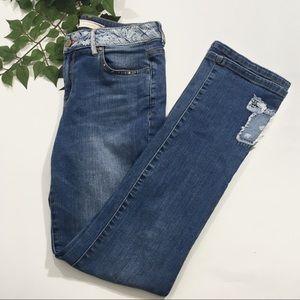 Sundance Magnolia Light Patchwork Jeans